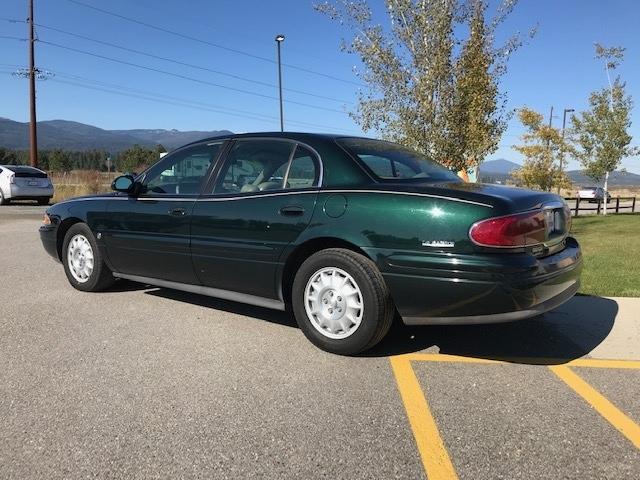 2001 Buick Lesabre 9