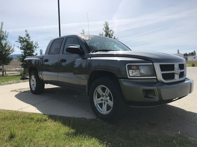 2008 Dodge Dakota 1