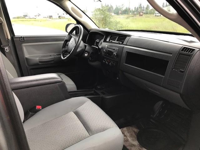 2008 Dodge Dakota 7