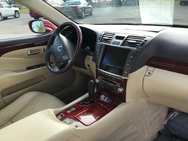 2011 Lexus Ls460 5