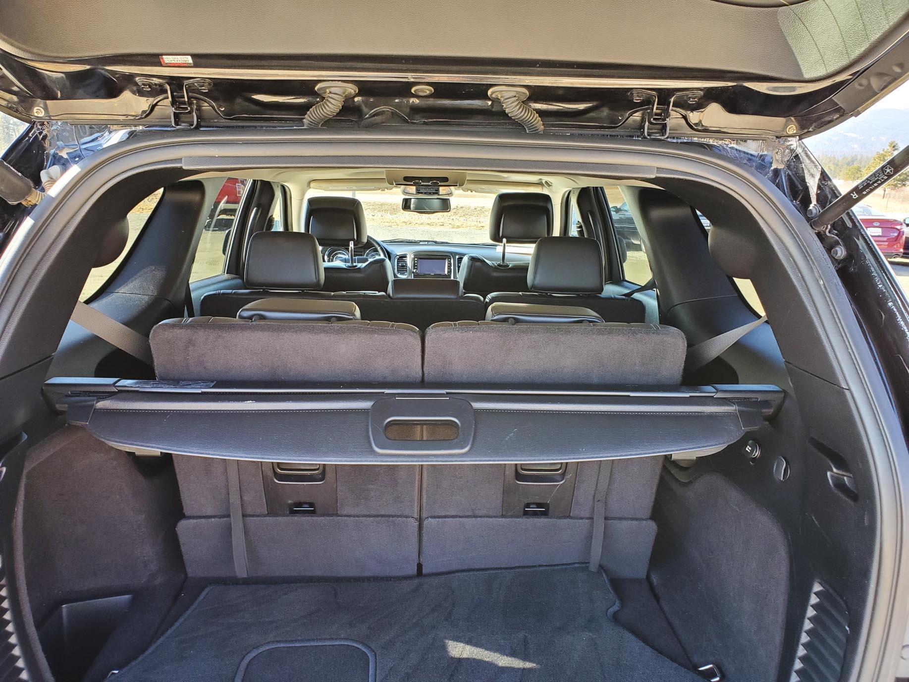 2012 Dodge Durango 1