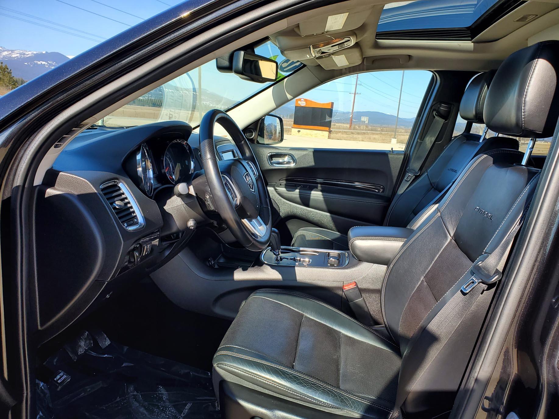 2012 Dodge Durango 7