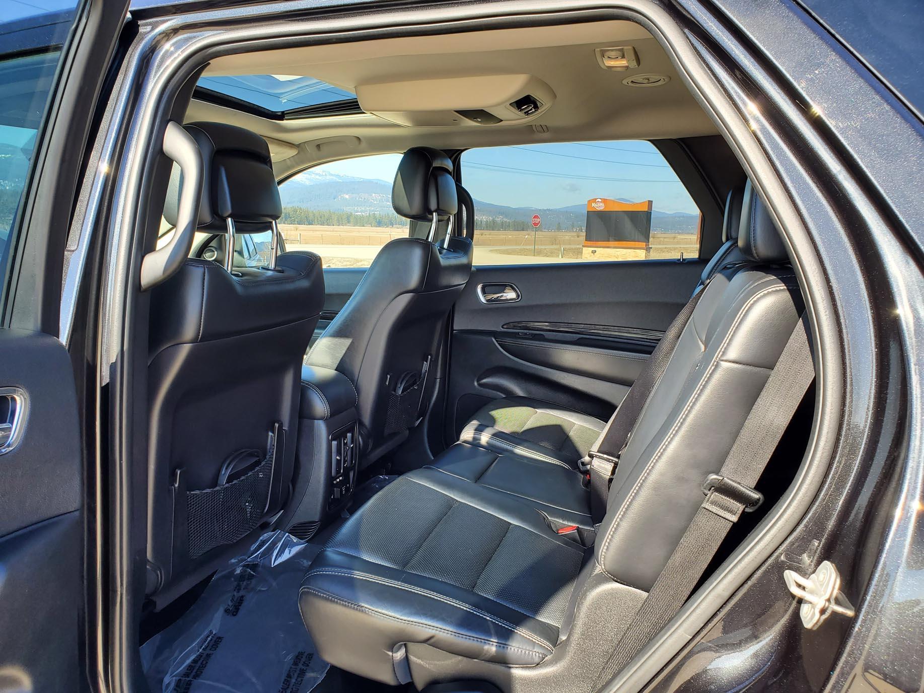 2012 Dodge Durango 8