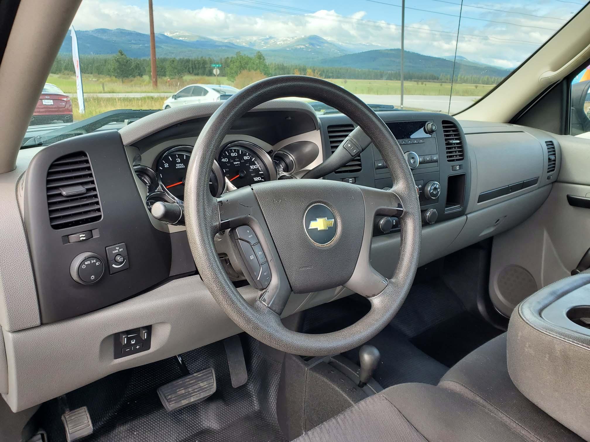 2013 Chevy 2500 Single Cab 2