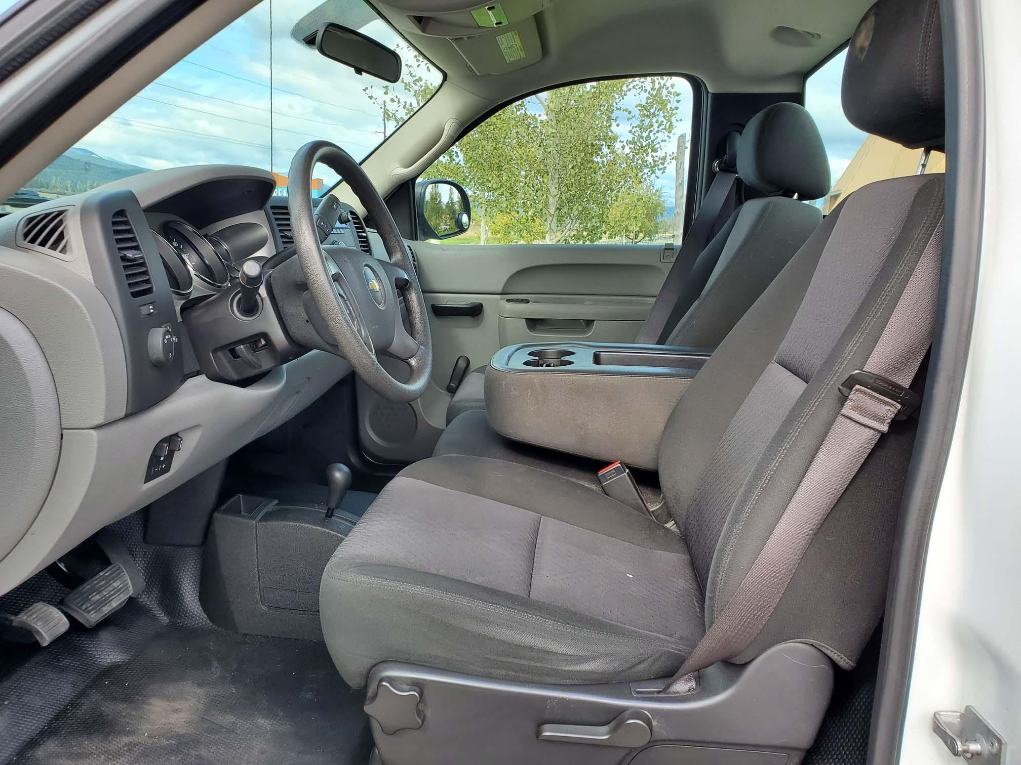 2013 Chevy 2500 Single Cab 3