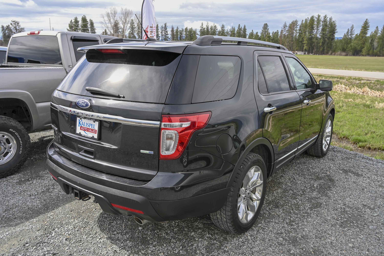 2015 Ford Explorer 10