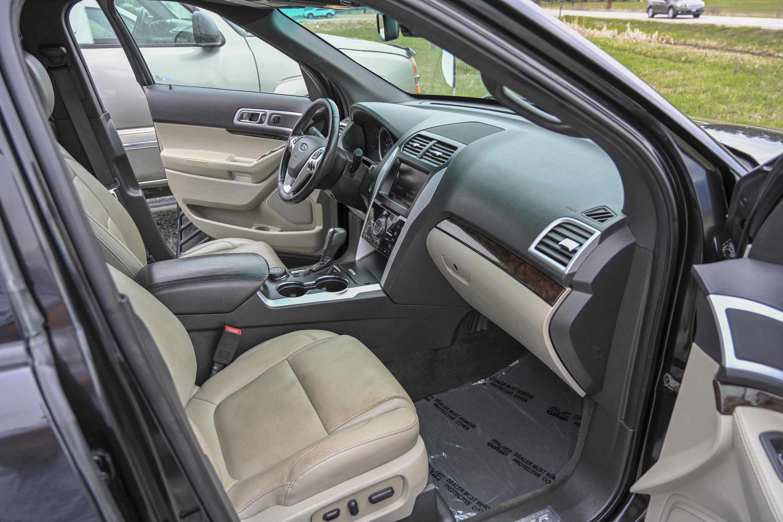 2015 Ford Explorer 4