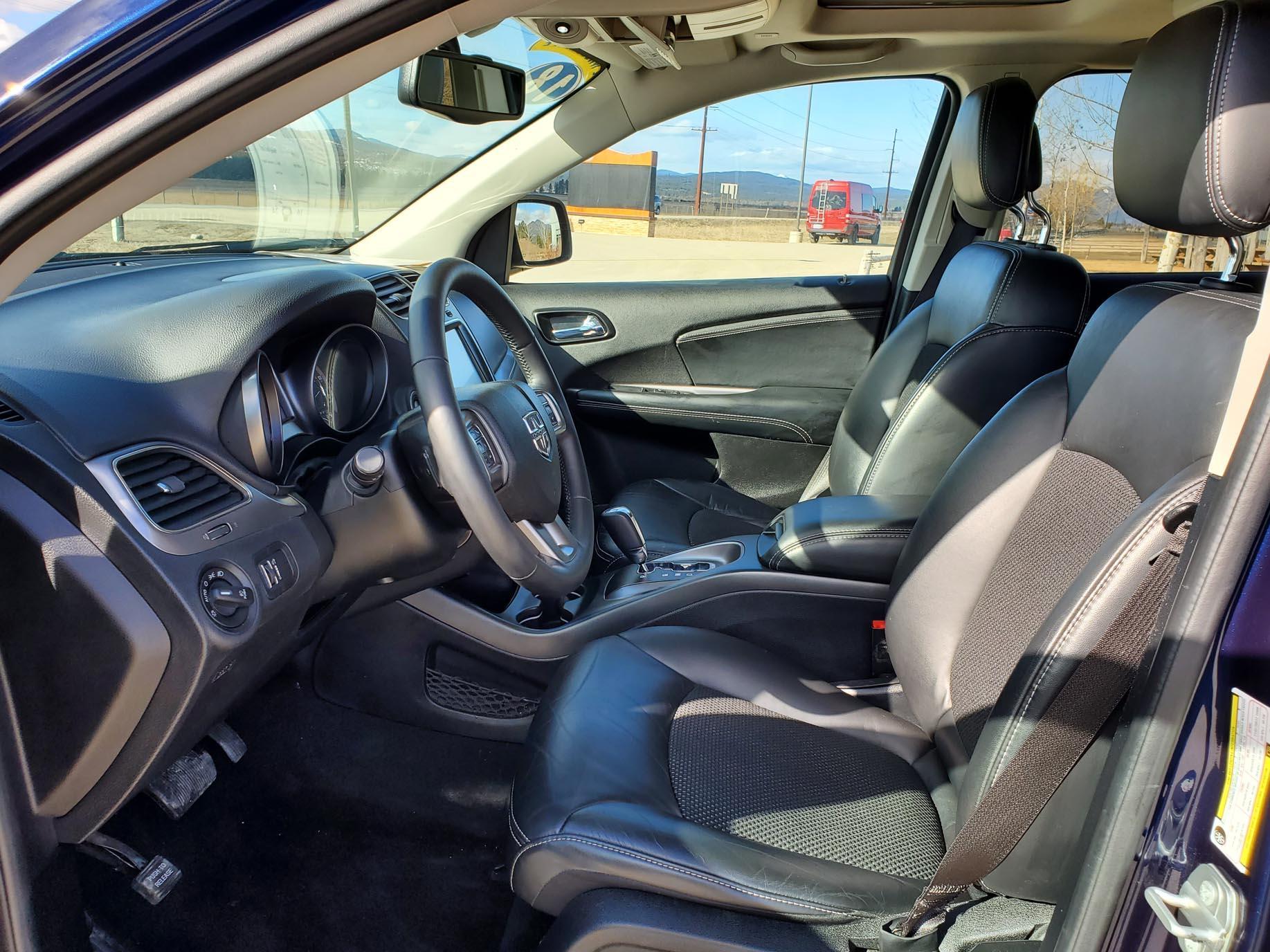 2018 Dodge Journey 7