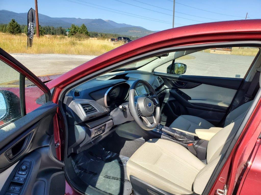 2018 Subaru Impreza 7